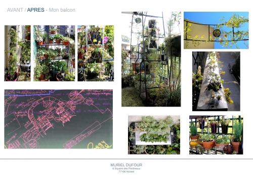 rambarde végétale,boulangère,jardin vertical,grille-pain revalorisé,jasmin,pergola,miroir